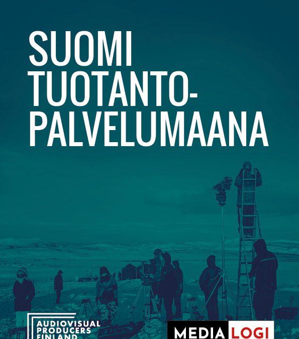 Suomi tuotantopalvelumaana -selvityksen raportti on julkaistu