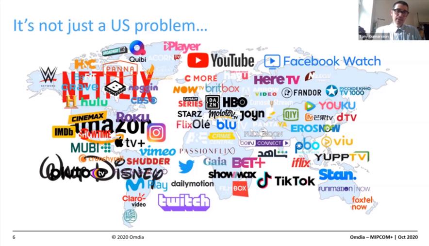 MIPCOM 2020: Mitä TV-alalla tapahtuu juuri nyt?